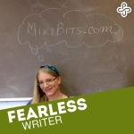 Am I Fearless? Eek! . . .  Vote for Me Anyway @ #FearlessPSU